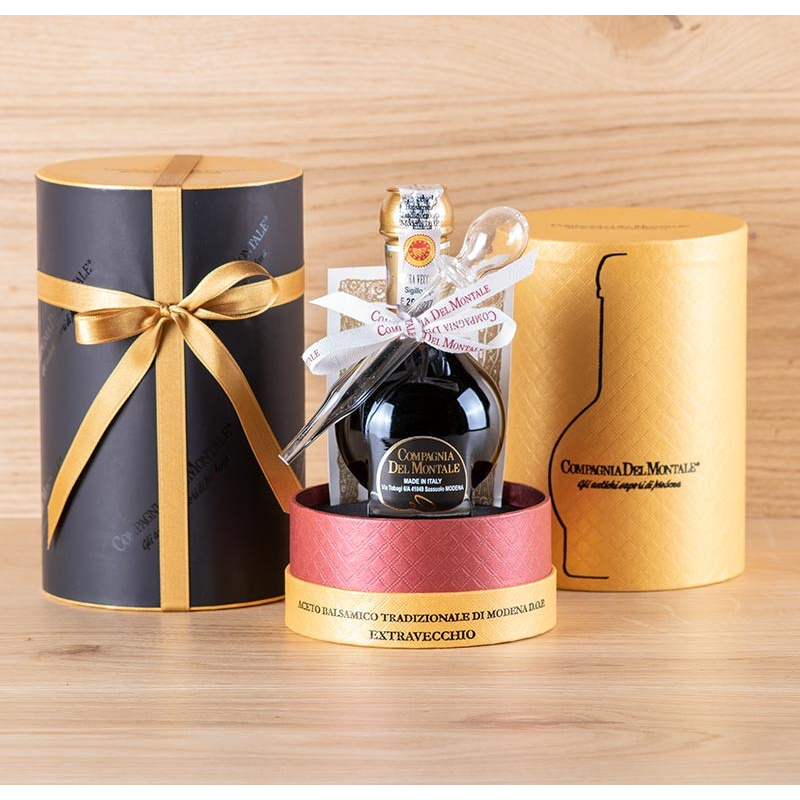 Traditional Balsamic Vinegar of Modena 25 Years with Gift Box