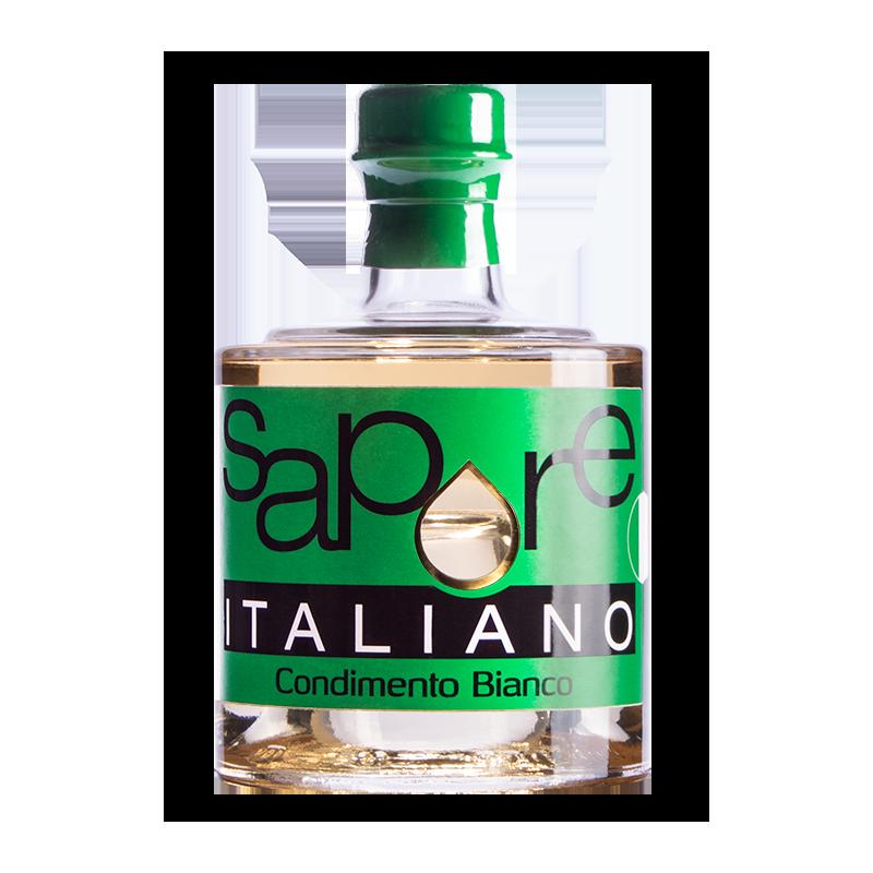 White Condiment Sapore Italiano