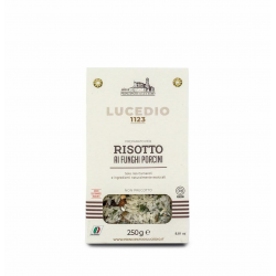 Risotto with Porcini...