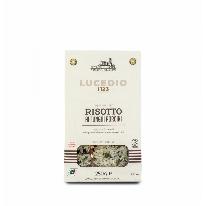 Risotto with Porcini Mushrooms 250 g