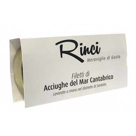 Anchovies of the Cantábrico Sea 50 g