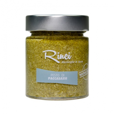 Sauce made of grinded sea fennel 140 g