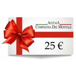 Gift Card 25 €